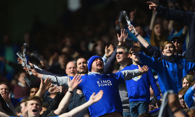 Tovább menetel a kiscsapat a Premier League élén - videó