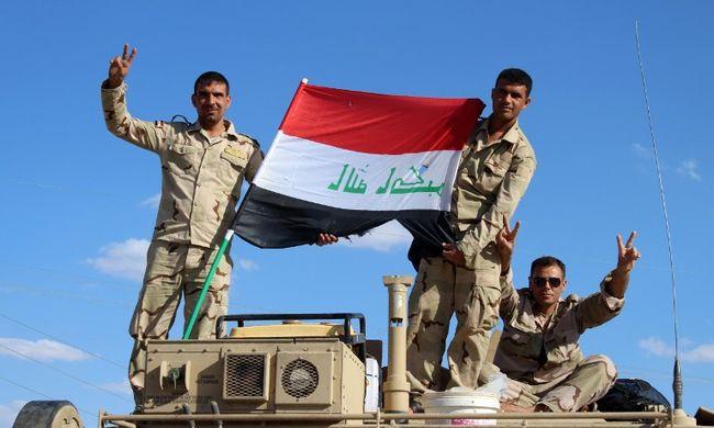 Elfoglalta a központi kórházat a hadsereg Irakban