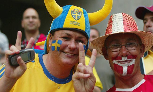 Közös labdarúgó Európa-bajnokságot rendeznének a skandináv országok