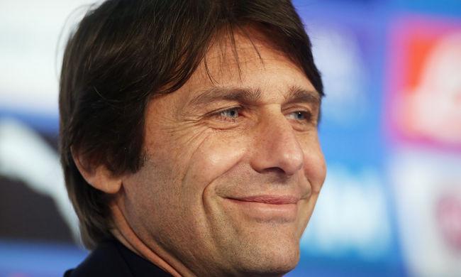 Hivatalos: Antonio Conte lesz a Chelsea új edzője