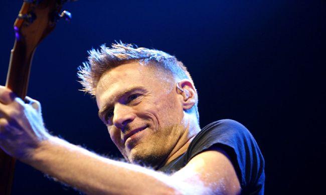 Magyarországra jön Bryan Adams októberben