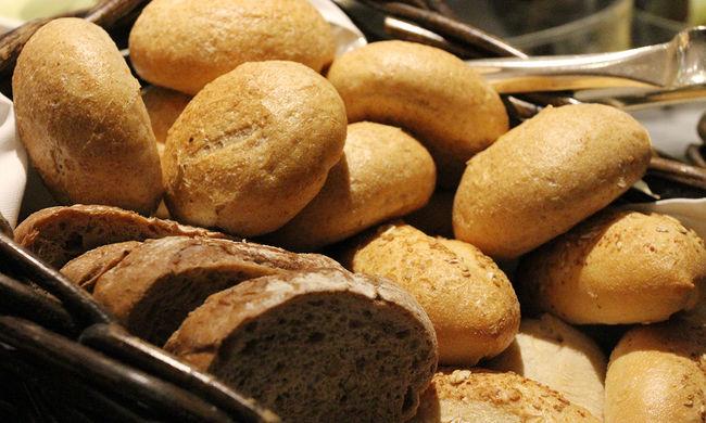 Durván drágul a kenyér januártól