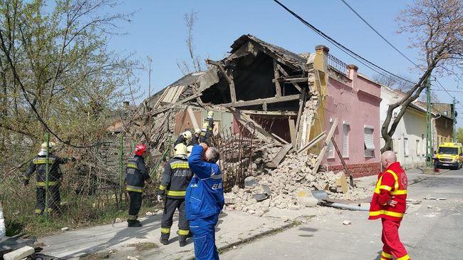 Halálfélelmük volt, egymás kezét fogva vészelték át a házrobbanást