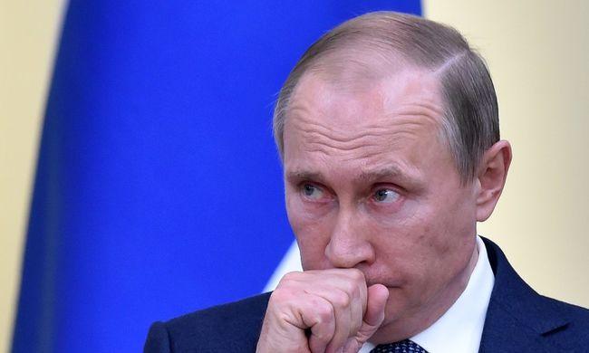 Kihozták az eredményeket: ismét nyert Putyin