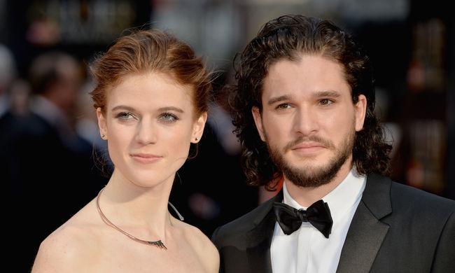 Trónok harca: Havas Jon és Ygritte a való életben is szerelmesek