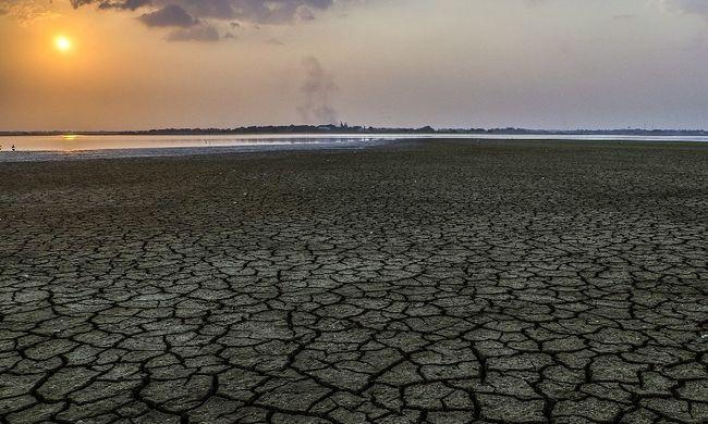 Ők a felmelegedés első áldozatai: víz nélkül marad 420 ezer ember