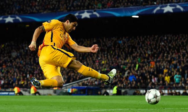 BL: Suárez duplájával fordított a Barcelona az Atlético ellen