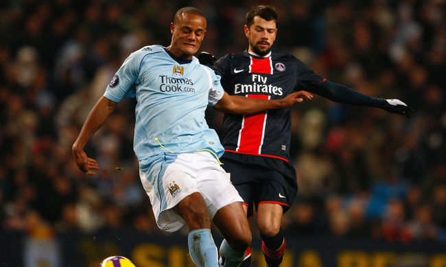 BL: A Manchester City kerete erősebb a PSG kereténél Blanc szerint