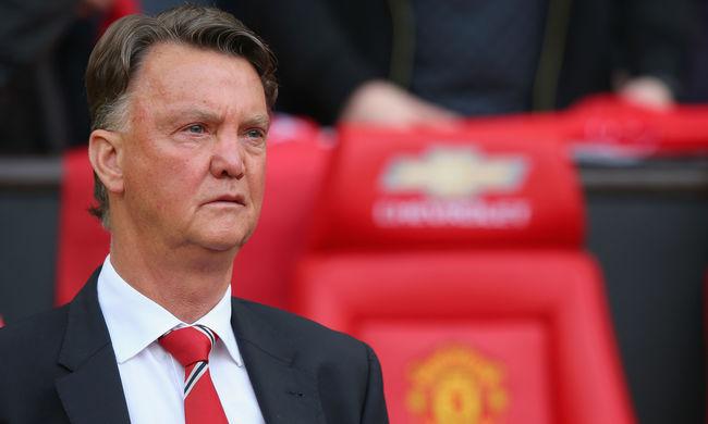 Mégis Van Gaal marad a Manchester United edzője?