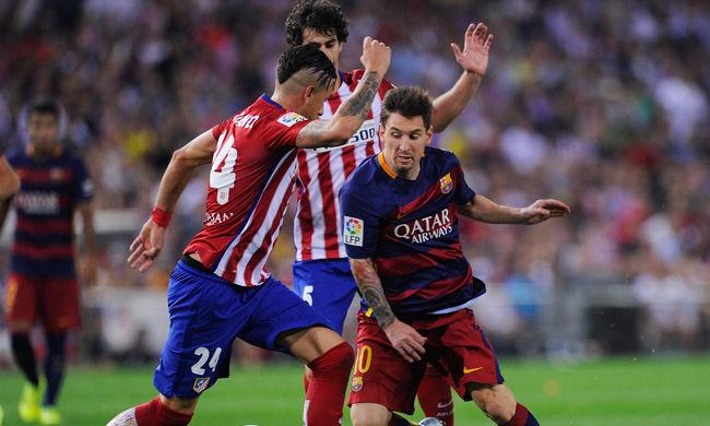 Az Atlético történelmet ismételne a Barcelona ellen a BL-ben
