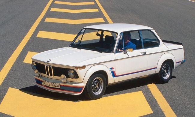 A tíz legmeghatározóbb BMW modell: BMW 2002