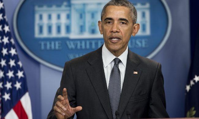 Újabb 42 embernek adott kegyelmet Obama