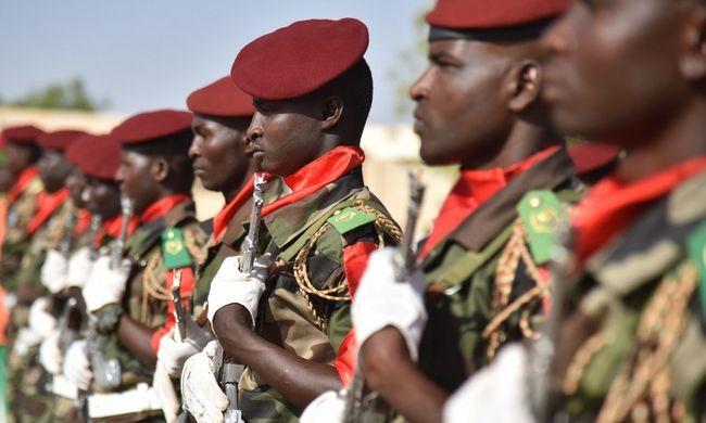 Több tucat terroristát ölt meg a hadsereg