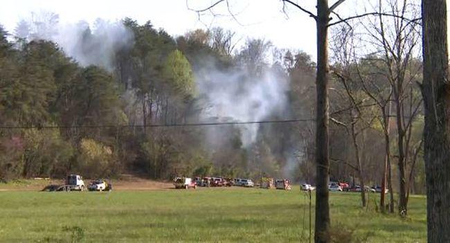 Anya és két gyereke halt meg a helikopterbalesetben