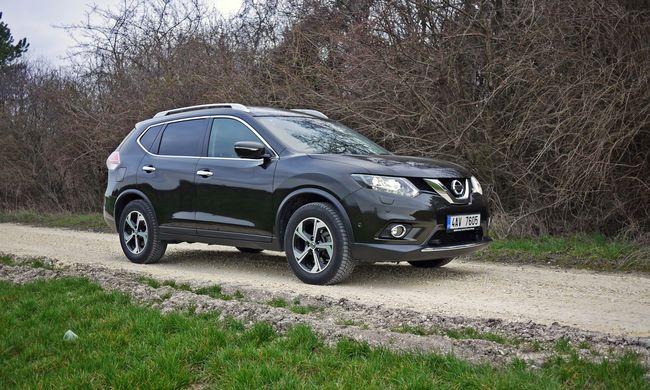 Utazni jó - Nissan X-Trail 1.6 Dig-T teszt