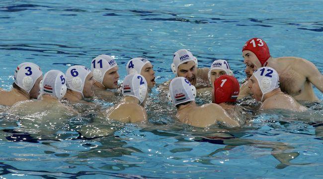 Kijutott az olimpiára a magyar vízilabda-válogatott