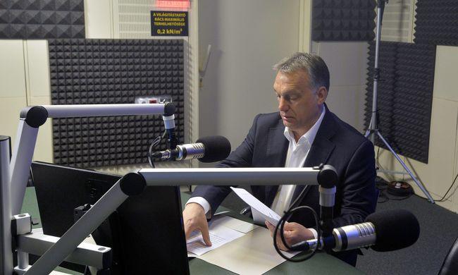 Orbán Viktor: át kell nézni a vasárnapi boltzár tapasztalatait