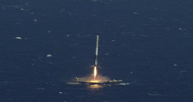 SpaceX: negyedszerre nem sikerült