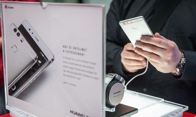 A Huawei P9 mától elérhető Magyarországon