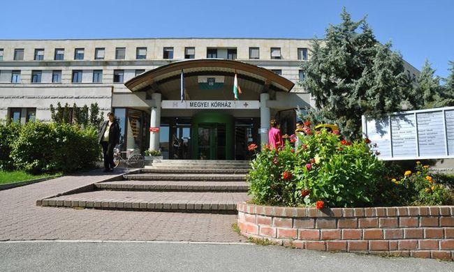 Zsaroló vírus bénította meg a veszprémi kórházat
