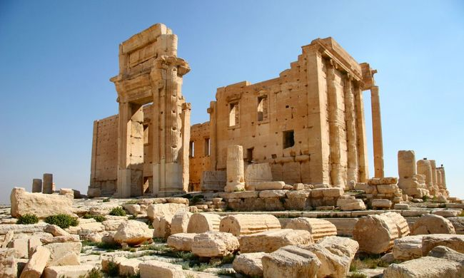 A város főrégésze élete árán sem mondta el, hol vannak az ókori kincsek
