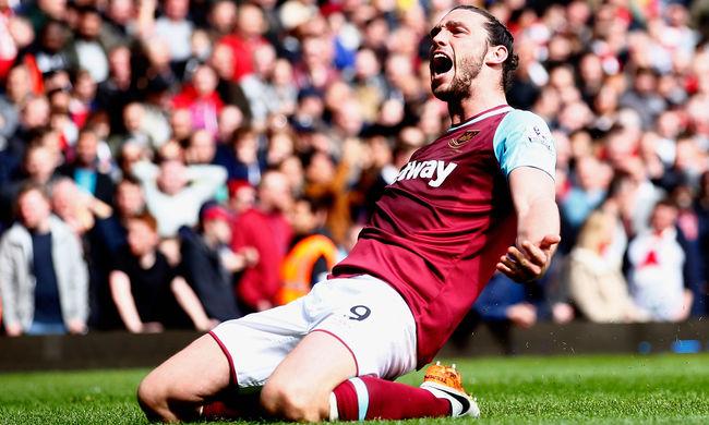 Carroll mesterhármasa sem volt elég az Arsenal legyőzéséhez