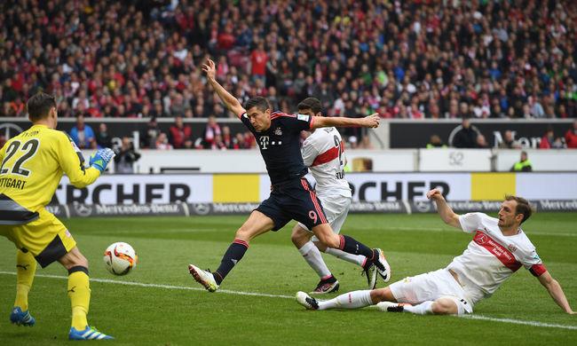 Nyert a Bayern München, Kleinheislerék megint kikaptak