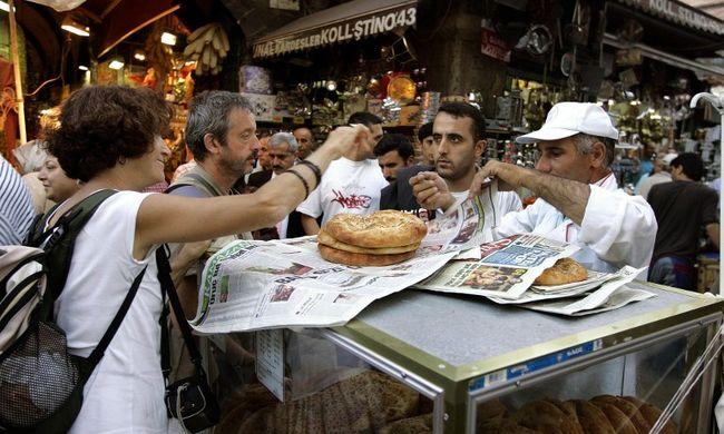 Turisták elleni merényletek veszélyére figyelmeztettek Törökországban