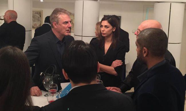 Így ünnepelték a hollywoodi színésznő születésnapját Budapesten