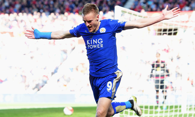 Újabb lépést tett a bajnoki cím felé a Leicester City