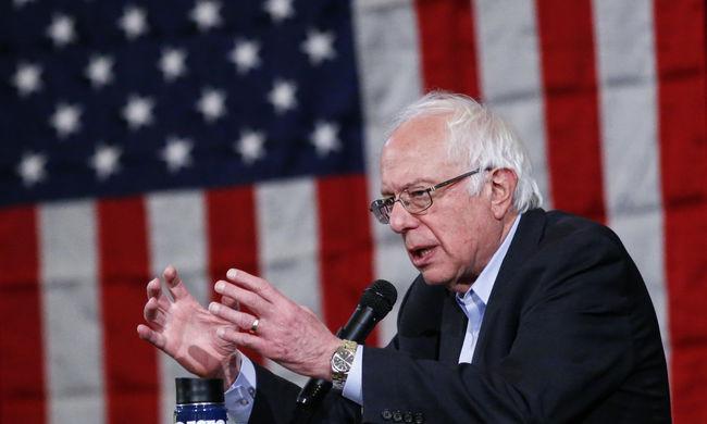 Sanders győzött Wyomingban