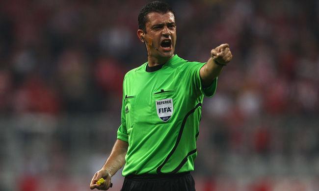 Kassai Viktor lesz a Real Madrid-Wolfsburg meccs bírója