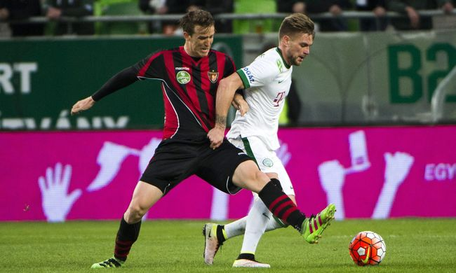 A Ferencváros legyőzte a Budapest Honvédot