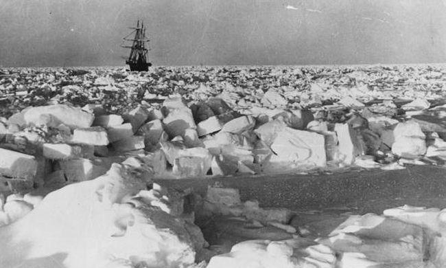 Az 1914-es antarktiszi expedícióról készült ritka felvételeket mutatnak be Manchesterben