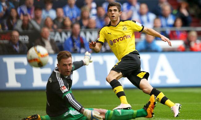 Jó hír Dárdaiéknak, a Schalke nem tudta megverni a Dortmundot