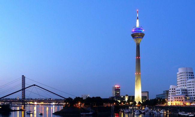 Tíz merénylő gyilkolt volna Düsseldorfban