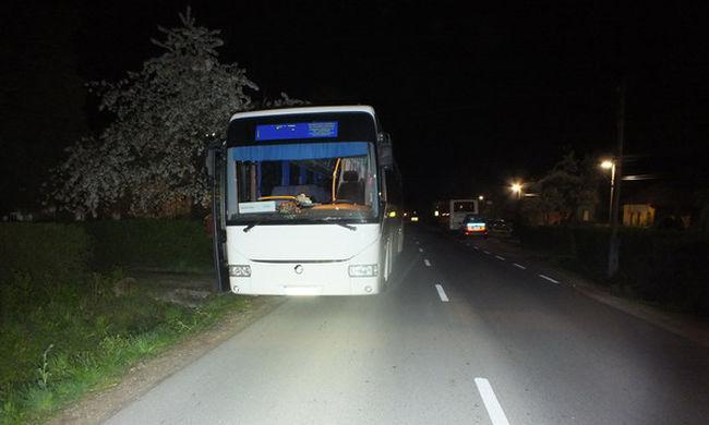 Ellopott egy buszt: részeg volt és legénybúcsúba akart menni