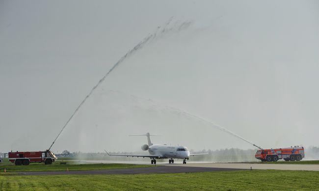 Elindult a Lufthansa első Debrecen-München járata