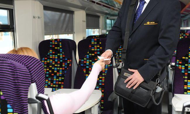 Továbbra is fokozottan ellenőrzi a jegyeket a MÁV-START