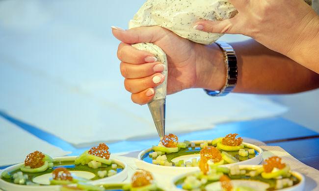 Gourmet bemutató: nézze meg képgalériánkat a különleges menükről!