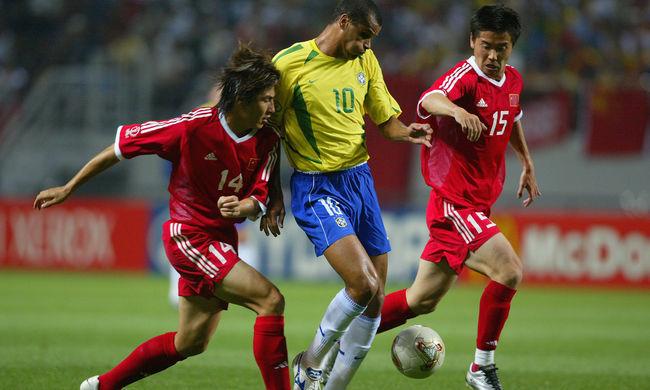Kína 2050-re szuperhatalom lenne a labdarúgásban