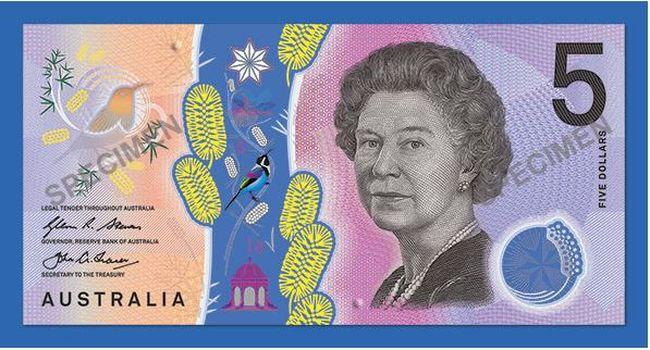 Utálják az ausztrálok az új ötdollárosukat