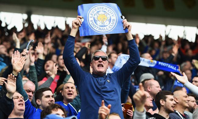 Egy kocsi árába került két belépő a Leicester City utolsó hazai meccsére