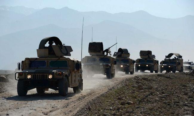 Háromszor támadták meg a hazafelé tartó afgán alelnököt