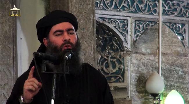 Kivégezhették az Iszlám Állam fejét - jelentette az állami tévé
