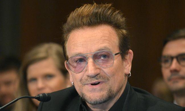 Bono azt akarja, hogy humoristák küzdjenek a terroristák ellen