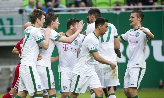 Bejutott a Fradi a Magyar Kupa döntőjébe, ellenfelük az Újpest lesz