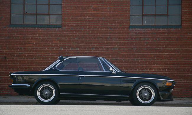 A tíz legmeghatározóbb BMW modell: BMW E9