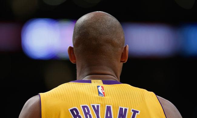60 ponttal búcsúzott az NBA-től a legendás Kobe Bryant