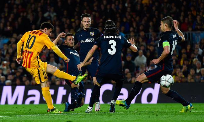 Megtartja egygólos előnyét a Bayern és a Barcelona?